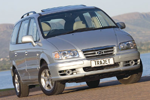 Hyundai Trajet Review
